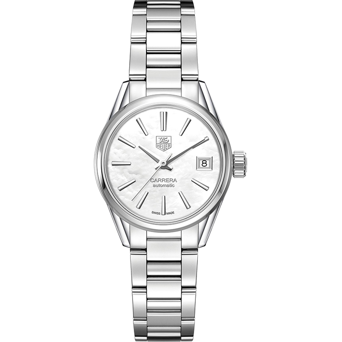 Tag Heuer Women S Carrera Calibre 9 Automatic Watch 28mm