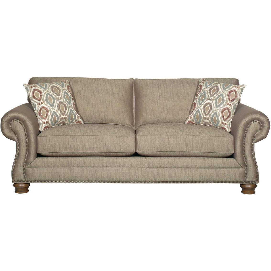 bassett couches and sofas custom designed sofa bassett. Black Bedroom Furniture Sets. Home Design Ideas