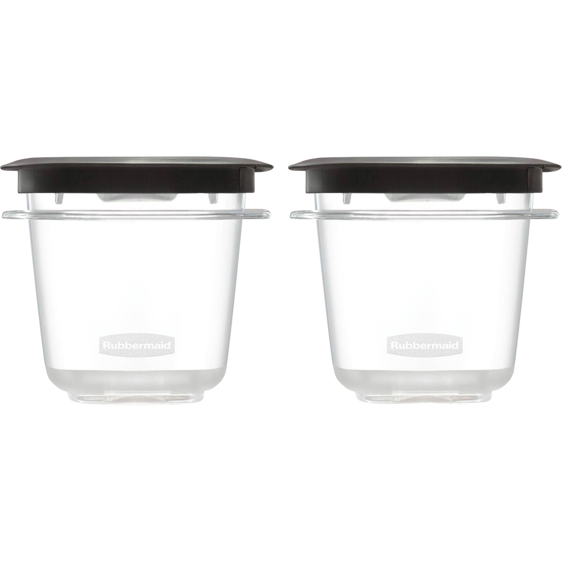 Rubbermaid Premier 05 Cup Food Storage Container 2 Pk Food