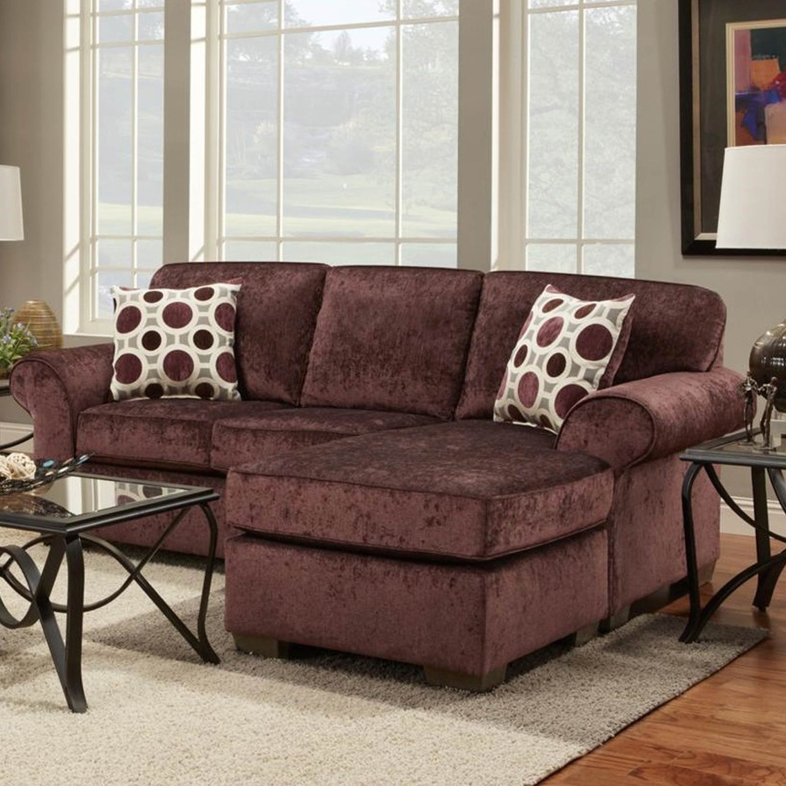 Chelsea Home Worcester Sofa Sectional