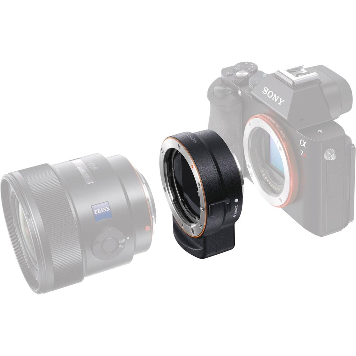 Sony La-ea3 A-mount To E-mount Full Frame Lens Adapter | Lenses ...