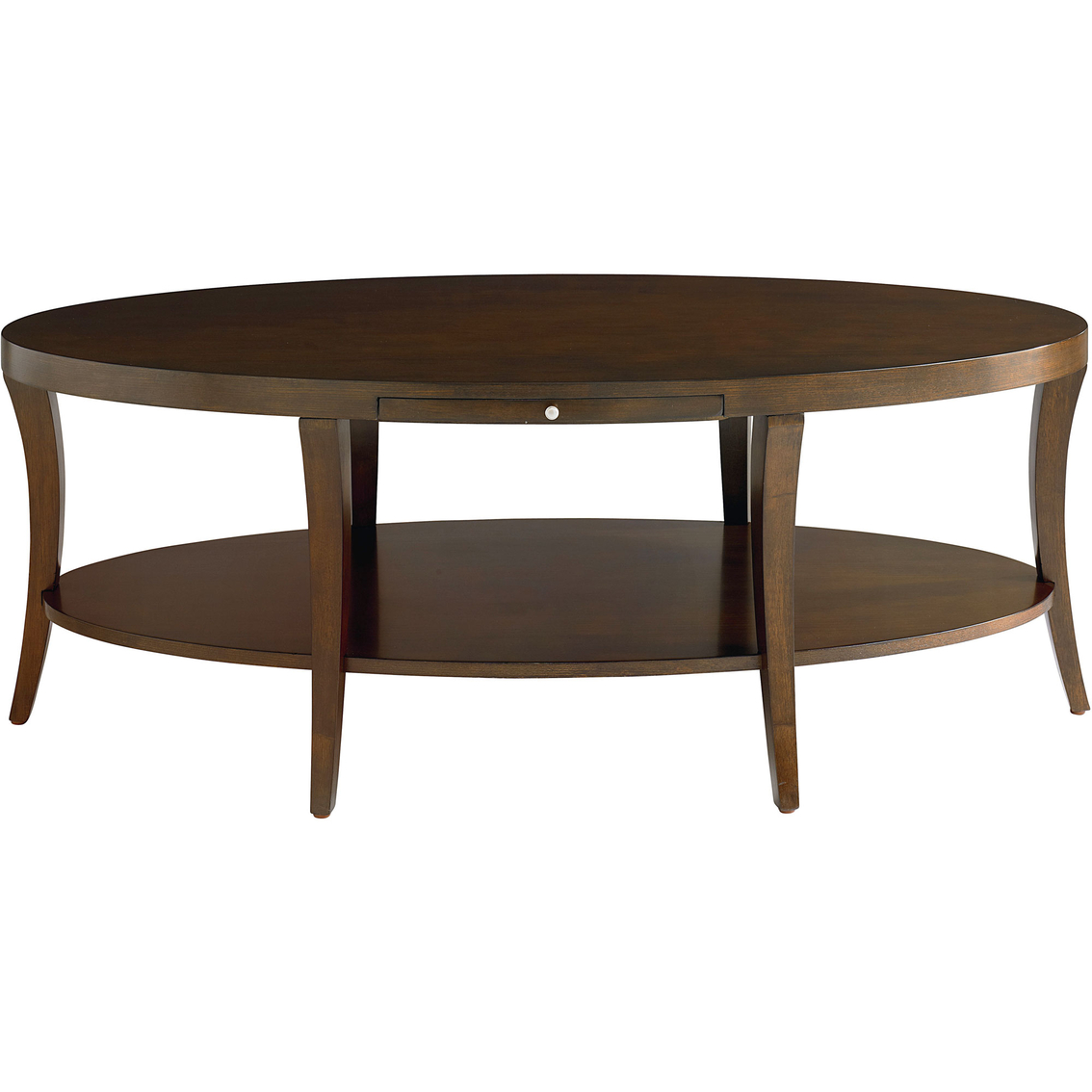 Bassett Presidio Oval Cocktail Table Coffee Console End Tables Home Appliances Shop
