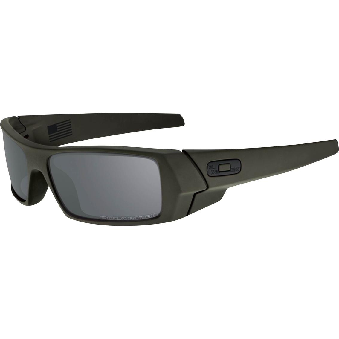 41cd873f354a Oakley 53-110 Si Gascan Cerakote Iridium Lens Polarized Sunglasses ...
