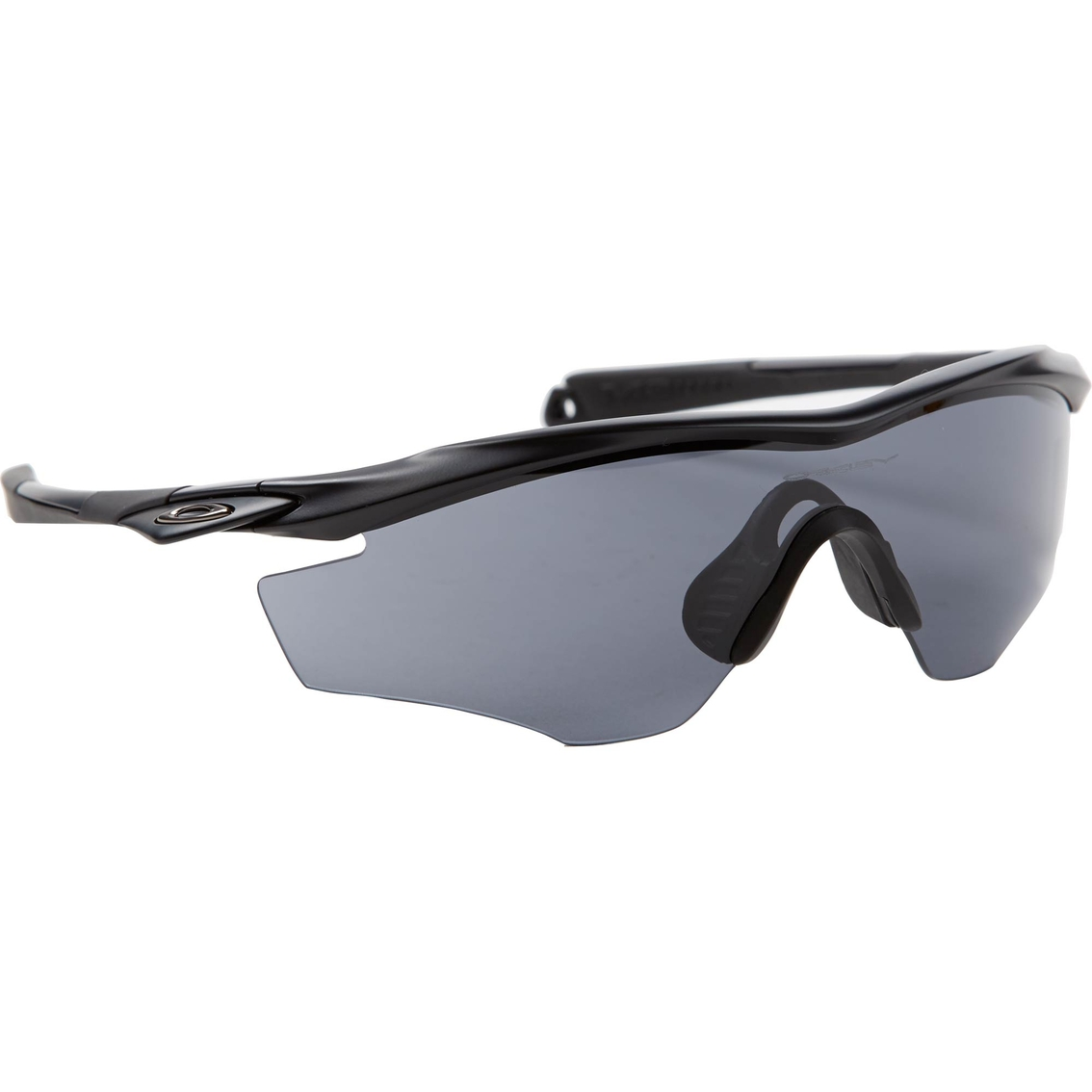 womens oakley military sunglasses  oakley si m2 frame matte black/gray lens