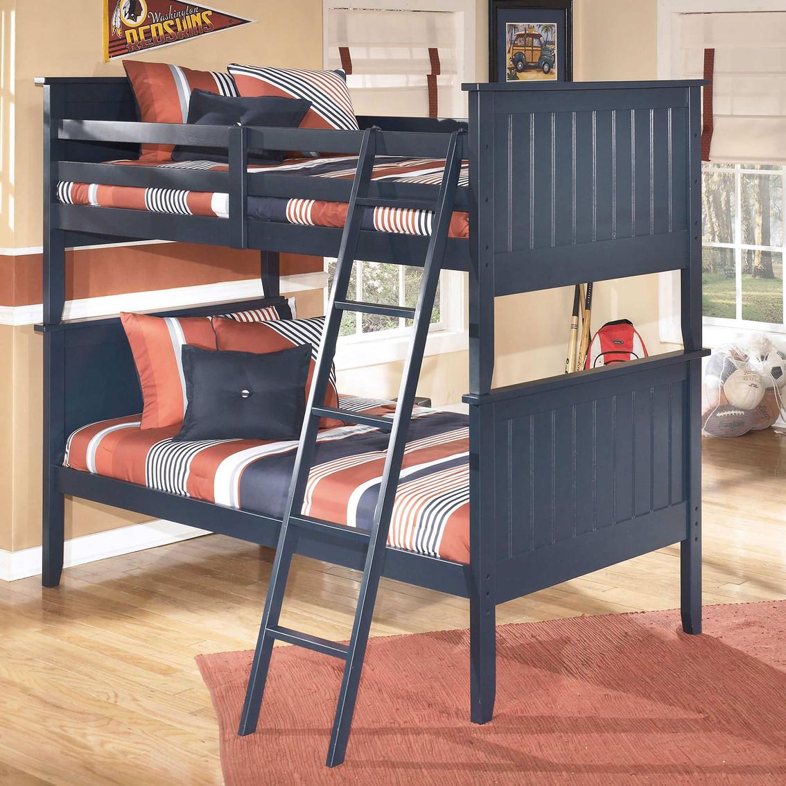ashley leo twin bunk bed beds home appliances shop the exchange