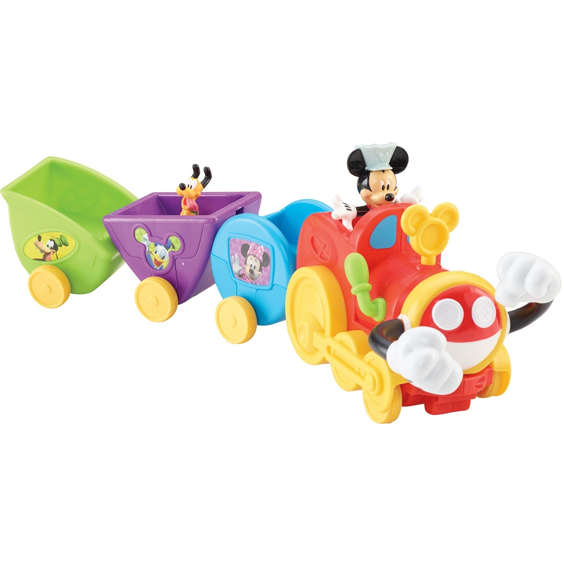 Disney Mickey Mouse Clubhouse Wobble Bobble Choo Choo Mickey Conductor Figure