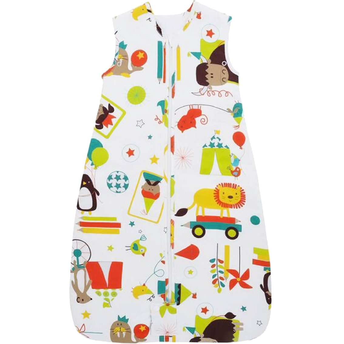uk availability 10f99 9aa32 The Gro Company Carnival Travel Grobag, 0-6 Months, .5 Tog ...