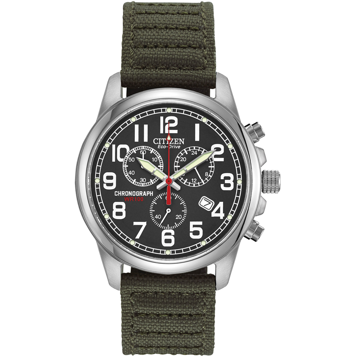 Citizen men 39 s eco drive 39mm watch at0200 05e non metal band father 39 s day shop shop the for Watches zales
