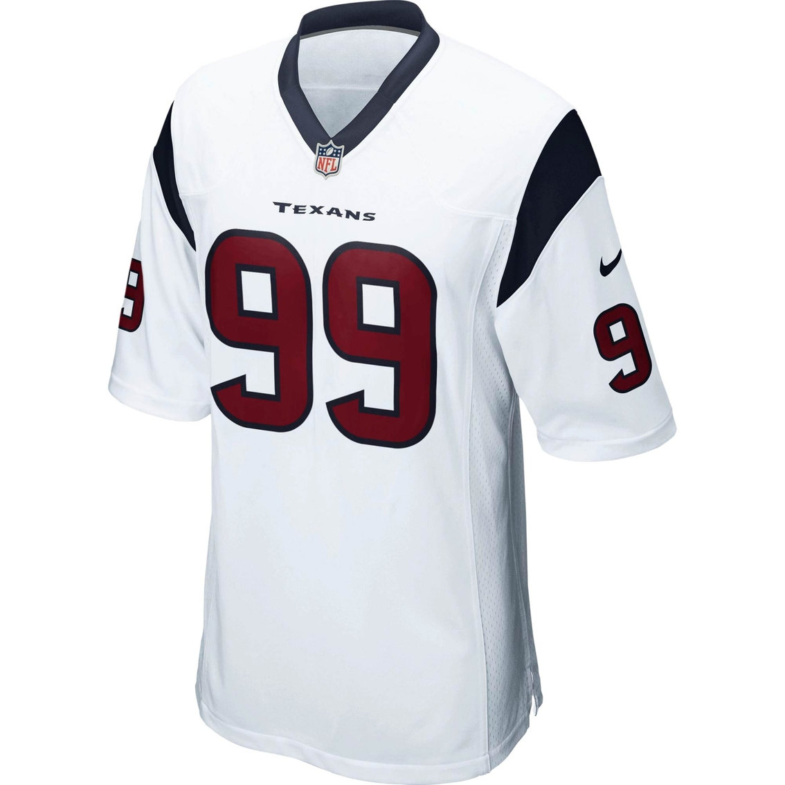 Nike Nfl Houston Texans Men s Jj Watt White Game Jersey  918c51287