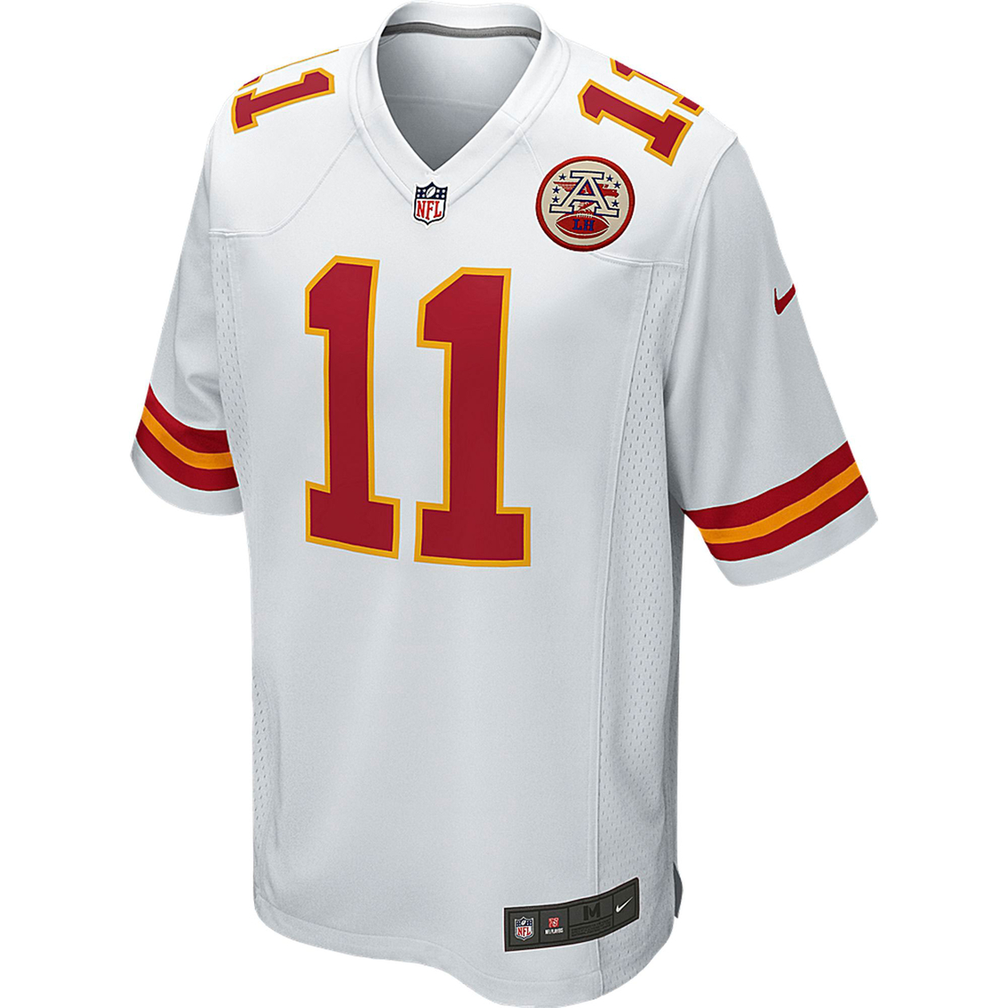 Nike nfl kansas city chiefs alex smith game jersey for Furniture xchange new jersey