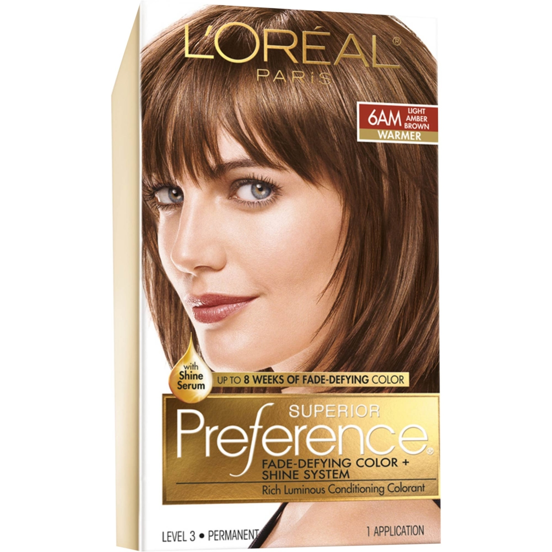 Loreal Superior Preference Permanent Hair Color Hair Treatments