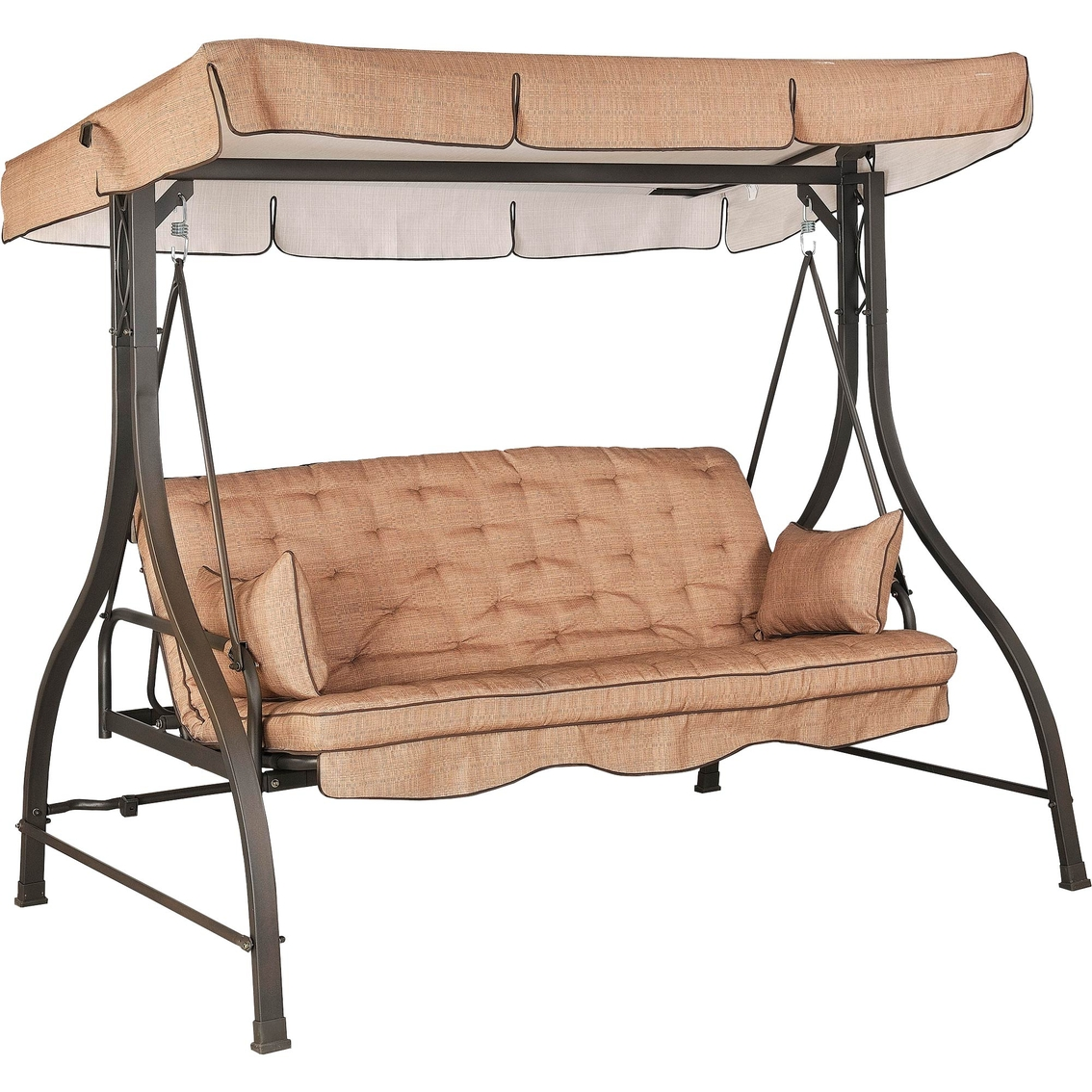 Courtyard Creations 3 Seater Hammock Swing | Hammocks ...
