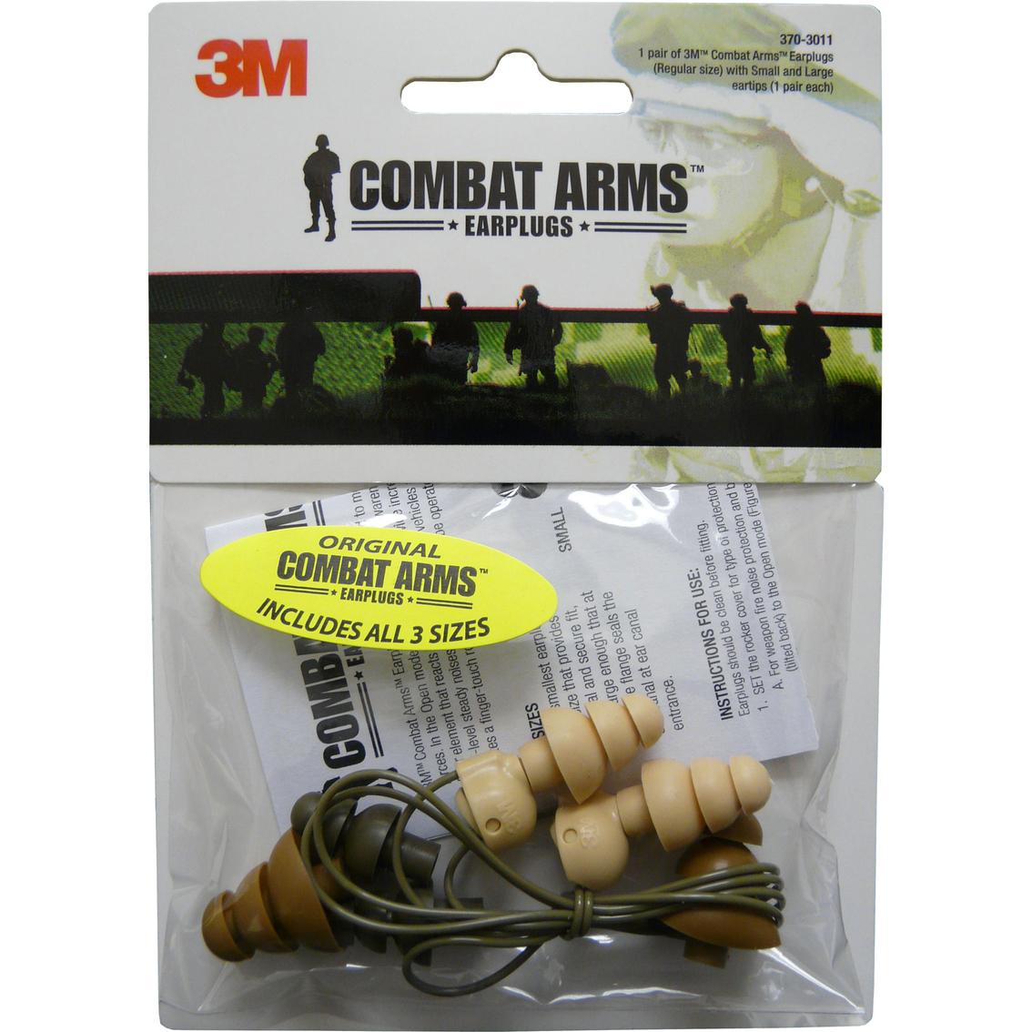 Combat Arms Earplugs Gun Accessories Military