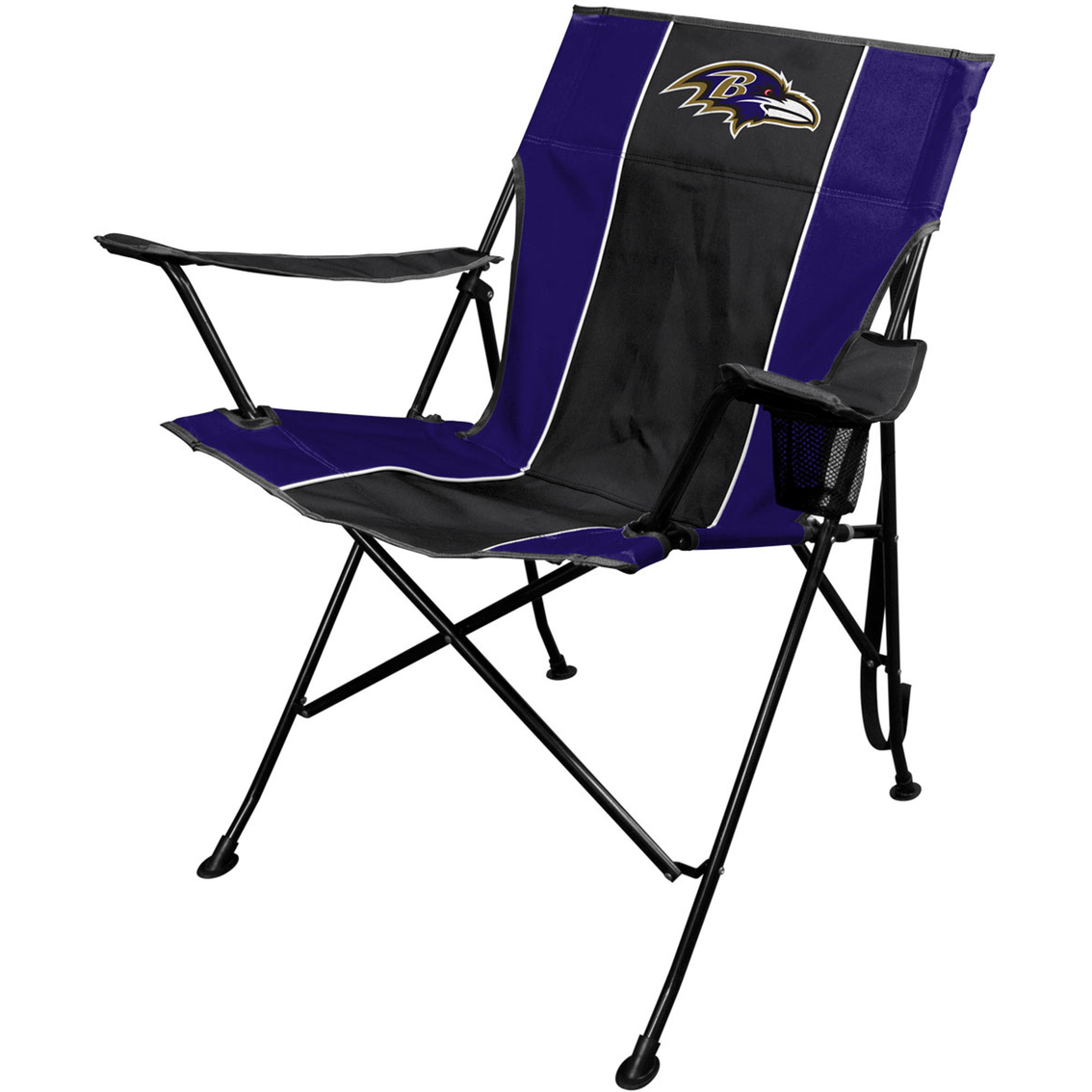 Jarden Sports Licensing NFL Baltimore Ravens Tailgate Chair