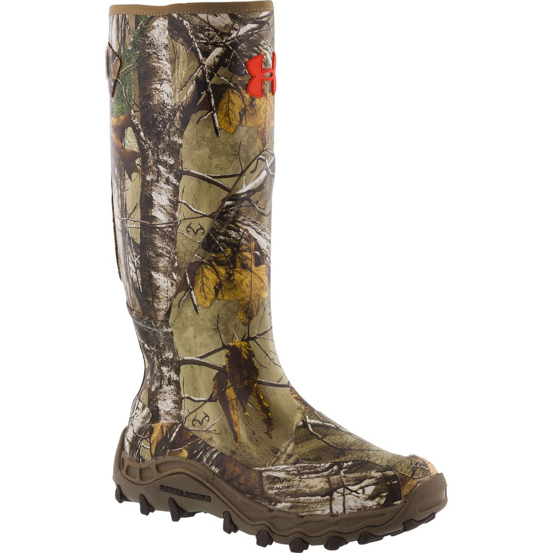 Under Armour Camo Haw Madillo Rubber Mud Boot