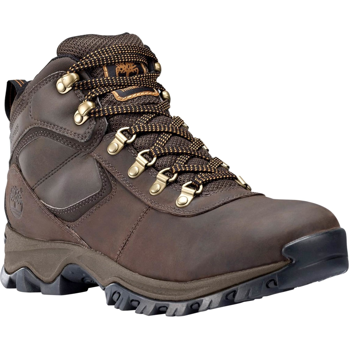timberland men's earthkeepers mt. maddsen leather