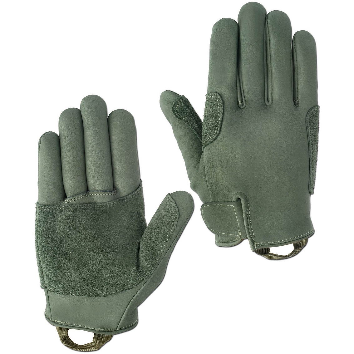 Leather work gloves made in the usa - Ansell Activarmr Flexor Light Duty Utility Work Gloves Medium