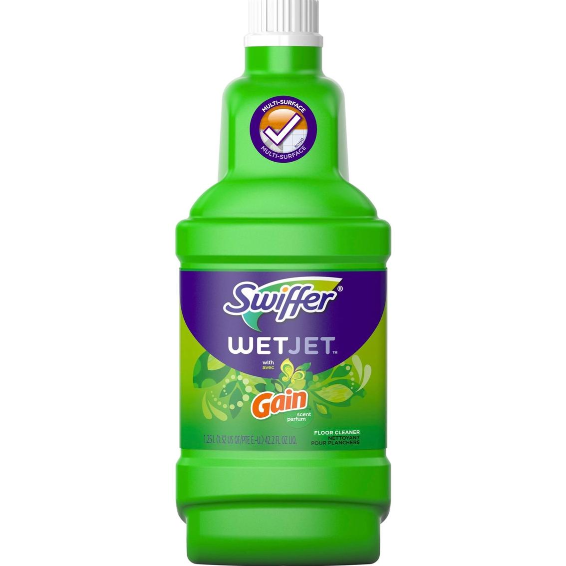 Swiffer Wetjet Gain Original Scent Multi Purpose Cleaner