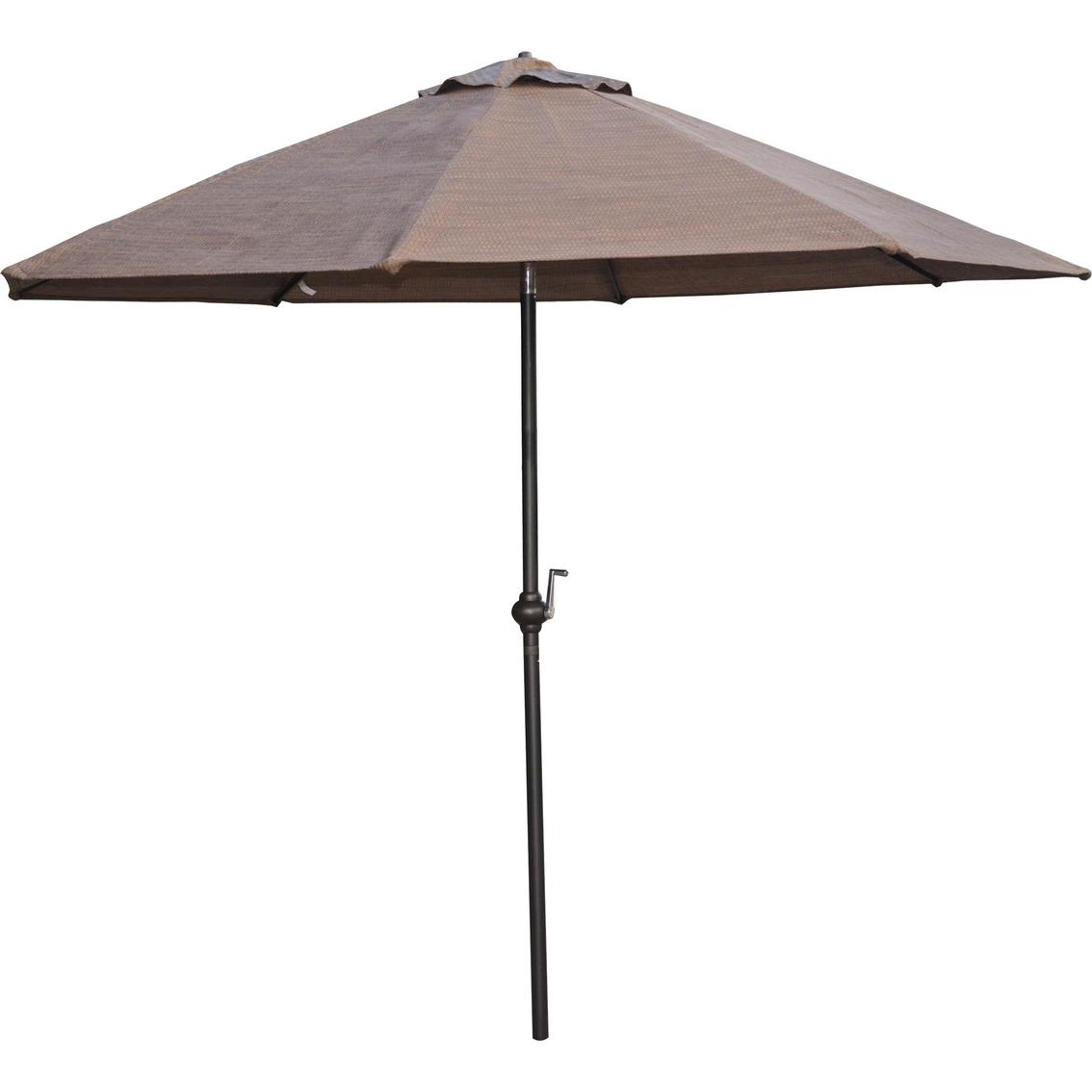 Backyard Table Umbrella : Patio Logic Garden Point 9 Ft Market Umbrella  Table Umbrellas