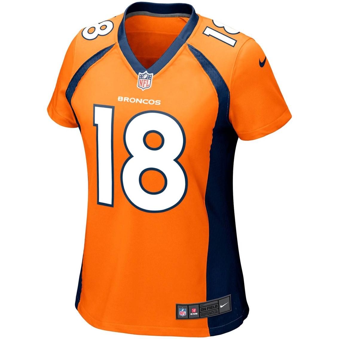 bc167a4d6 Nike Nfl Denver Broncos Women s Peyton Manning Jersey
