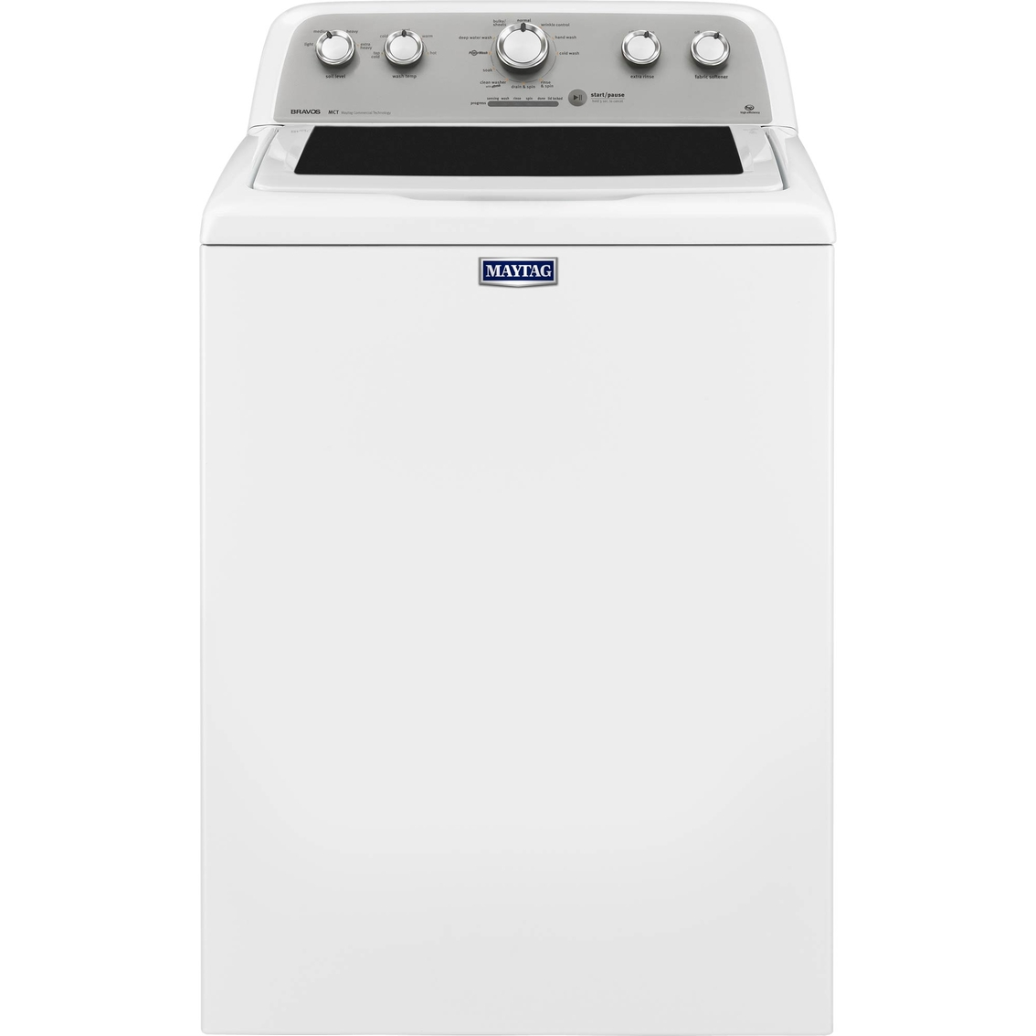 maytag bravos 4 3 cu ft top load washer washers dryers home