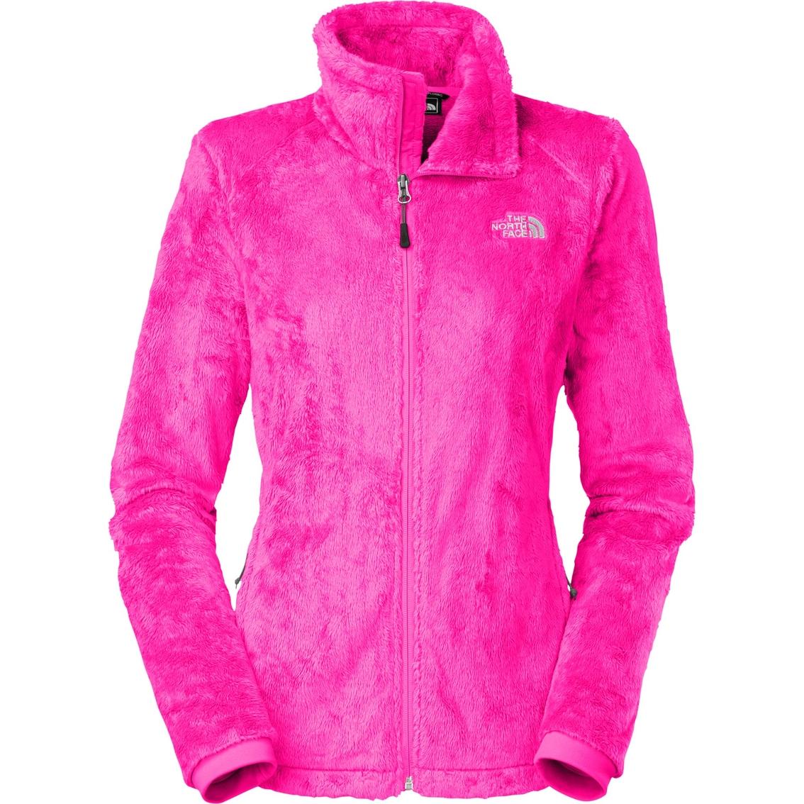 The North Face Osito 2 Polyester Silken Fleece Jacket | Jackets ...
