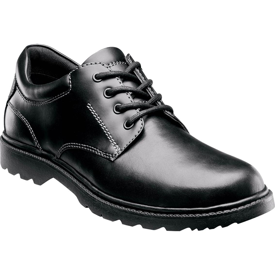 Nunn Bush Mens Stillwater Waterproof Leather Dress Casual Oxford Shoes