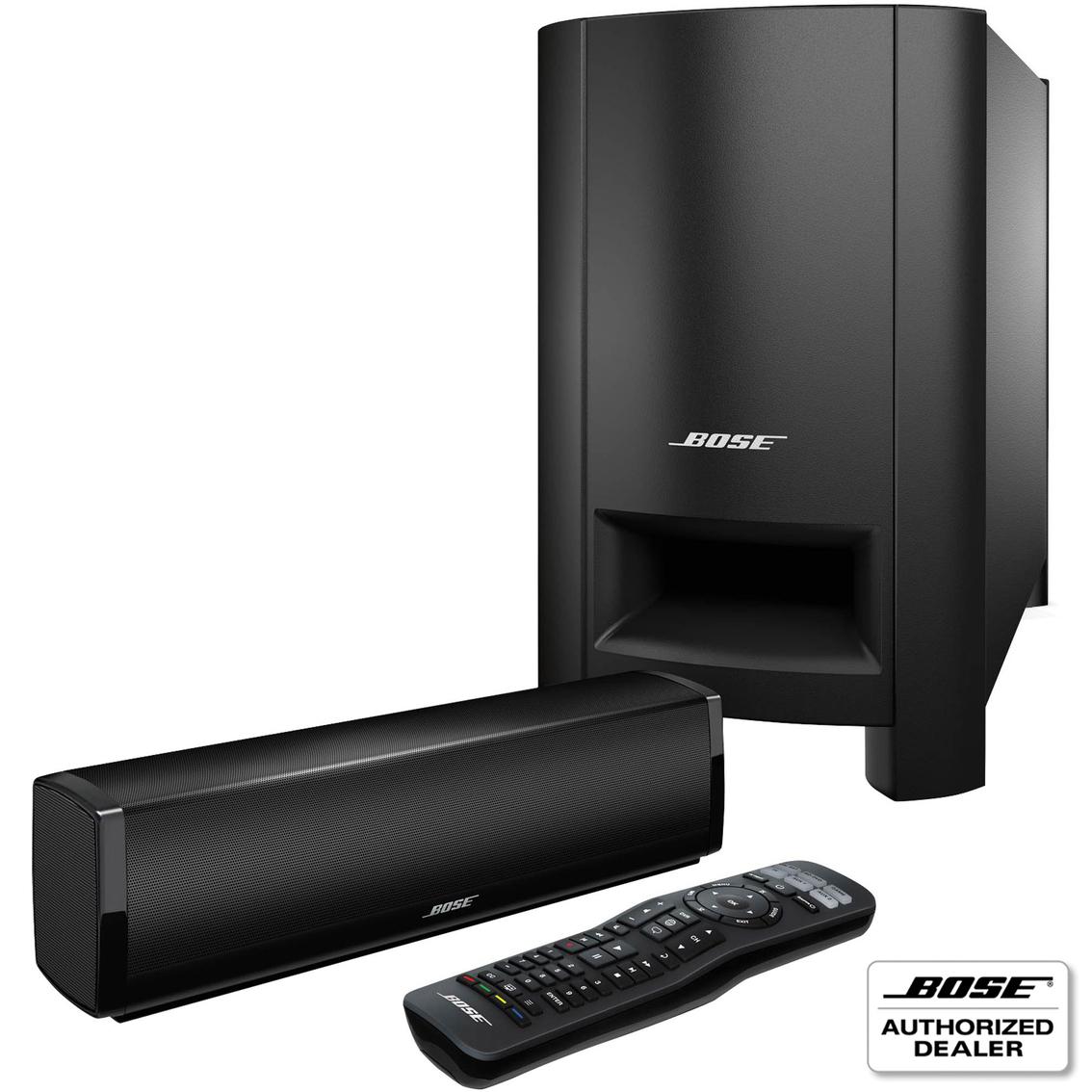 bose cinemate 15 home theater speaker system bose home. Black Bedroom Furniture Sets. Home Design Ideas