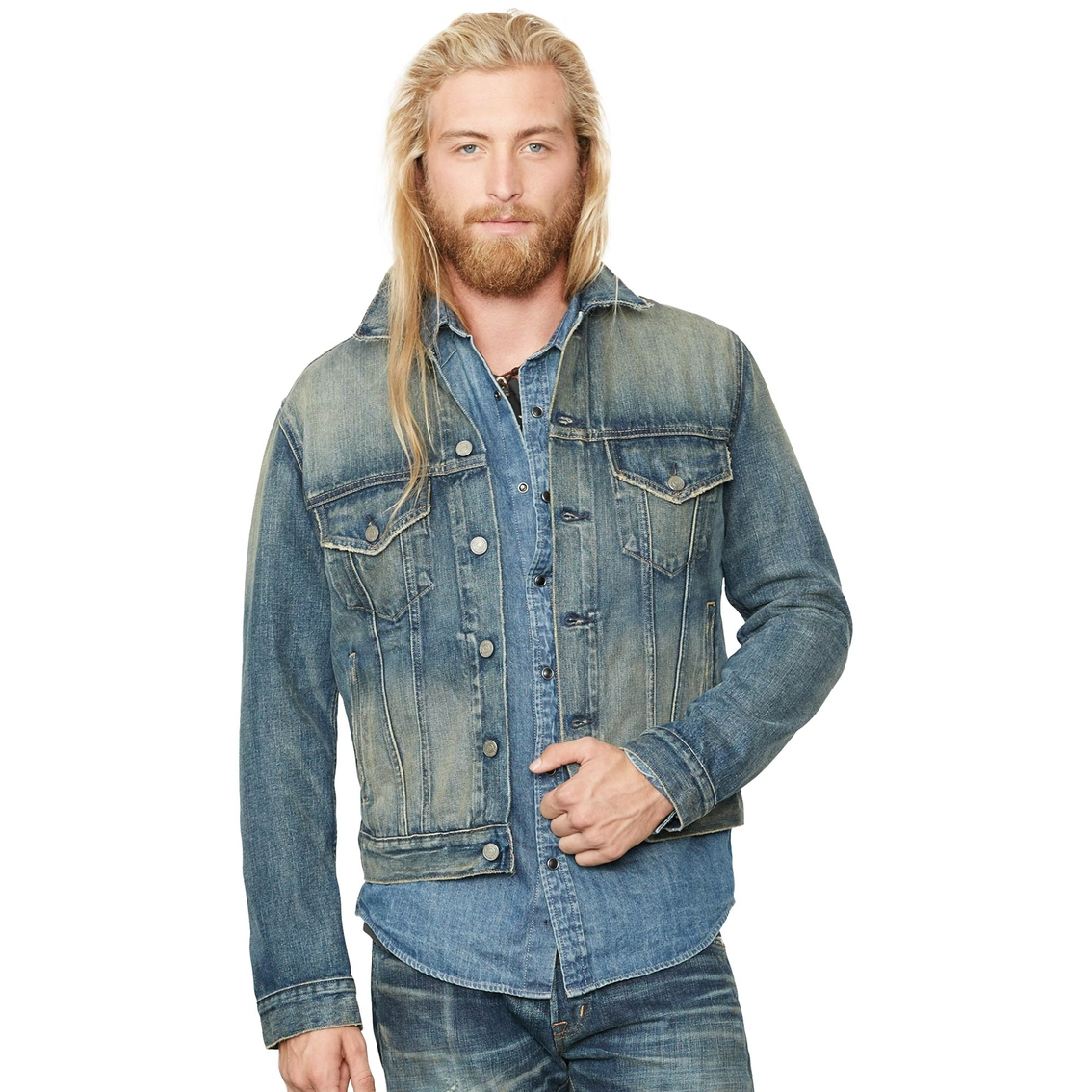 Denim u0026 Supply Ralph Lauren Knickerson Denim Jacket | Men | Apparel | Shop The Exchange