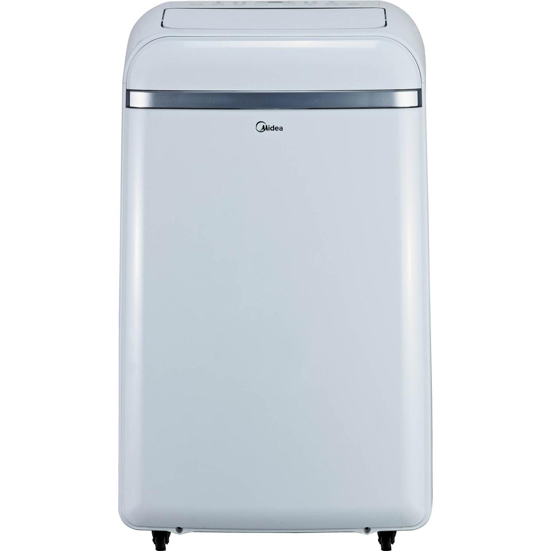 Midea 14 000 btu portable air conditioner portable air for 14 000 btu window air conditioner