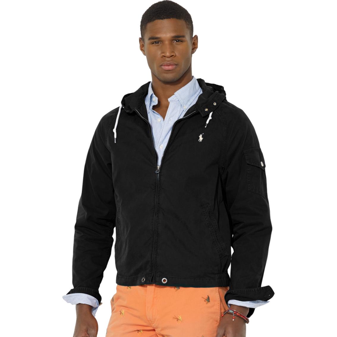Polo Ralph Lauren Hooded Windbreaker Jacket