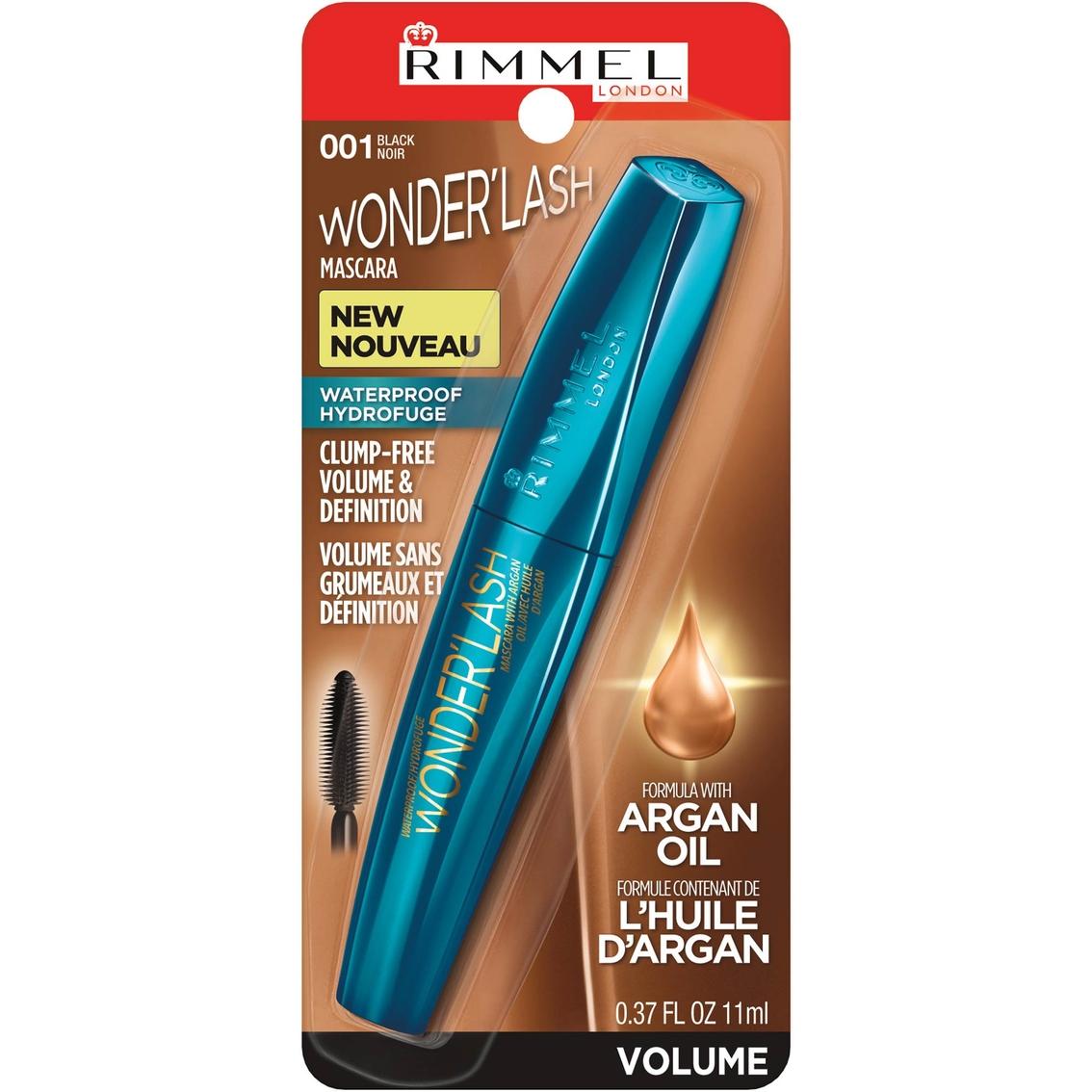 8c76ea70fdb Rimmel Wonder'lash Waterproof Mascara With Argan Oil | Mascara ...