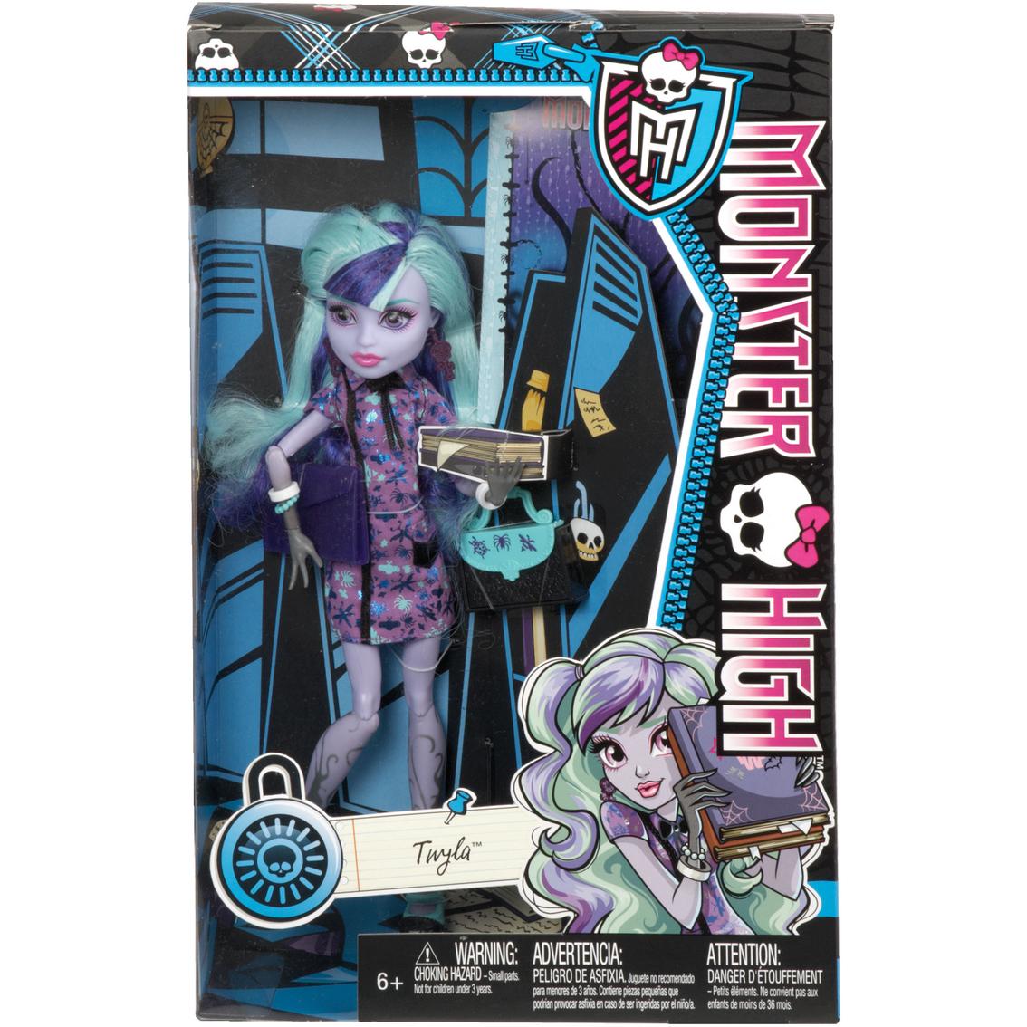 Mattel Monster High Scaremester Twyla Doll | Dolls | Baby & Toys ...