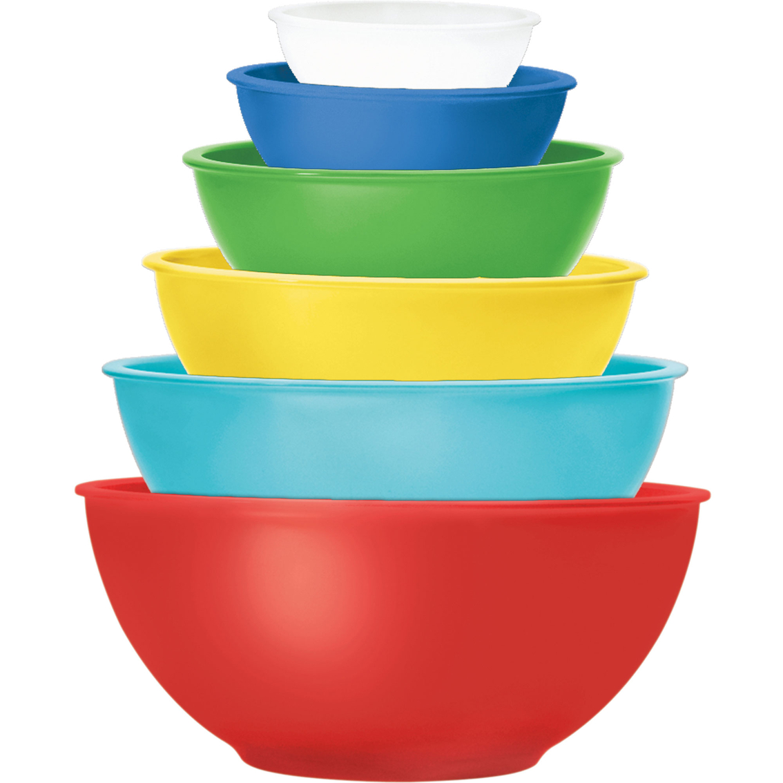 Martha Stewart Collection 6 Pc. Mixing Bowl Set | Kitchen Tools ...