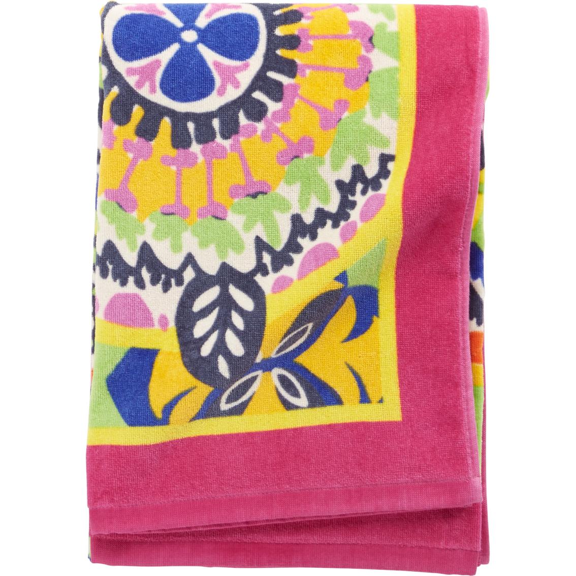 Vera Bradley Whale Beach Towel: Vera Bradley Beach Towel Rio