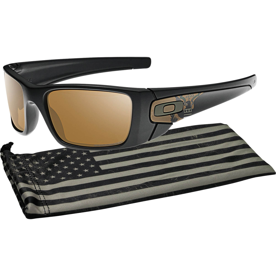 Oakley Fuel Cell Coyote Iridium Polarized Sunglasses