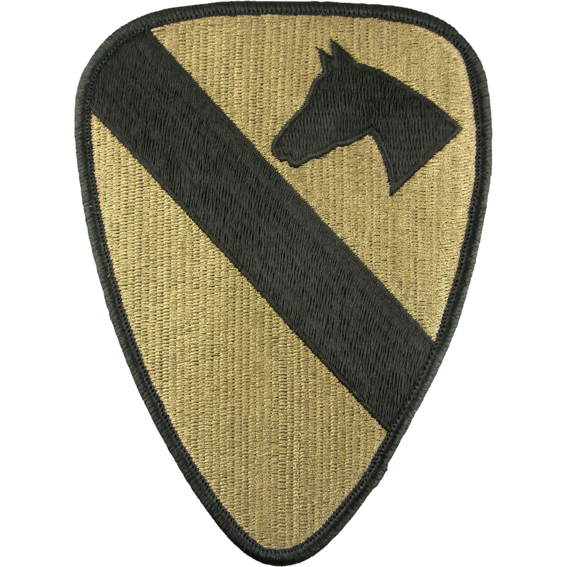 Army Unit Patch 1st Cavalry Division (ocp)  8fce4493169