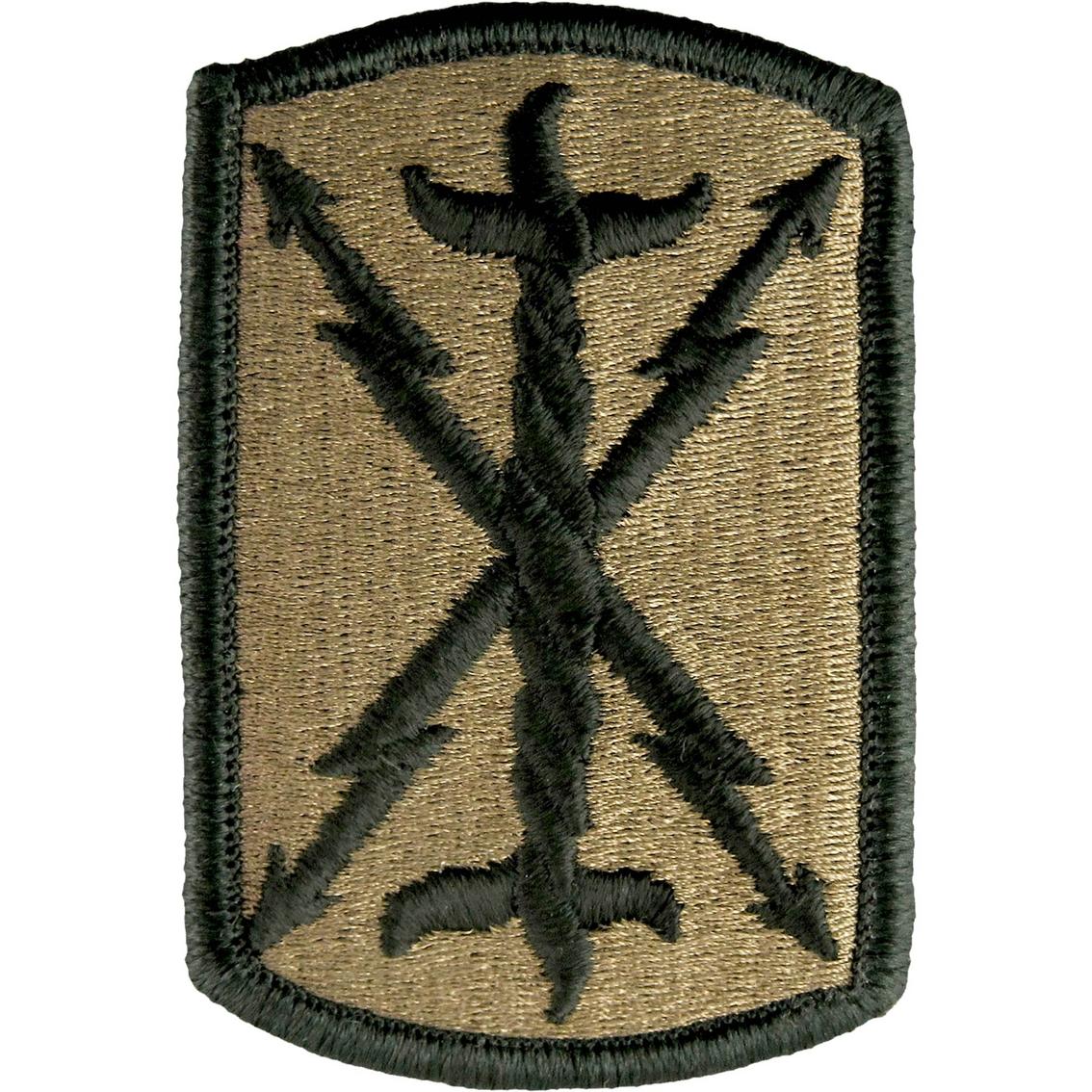 Army Unit Patch 17th Field Artillery Brigade (ocp)   Ocp