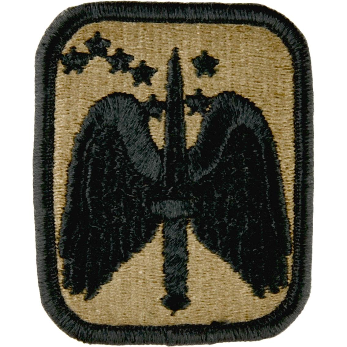 Army Unit Patch 16th Aviation Brigade (ocp) | Ocp Unit
