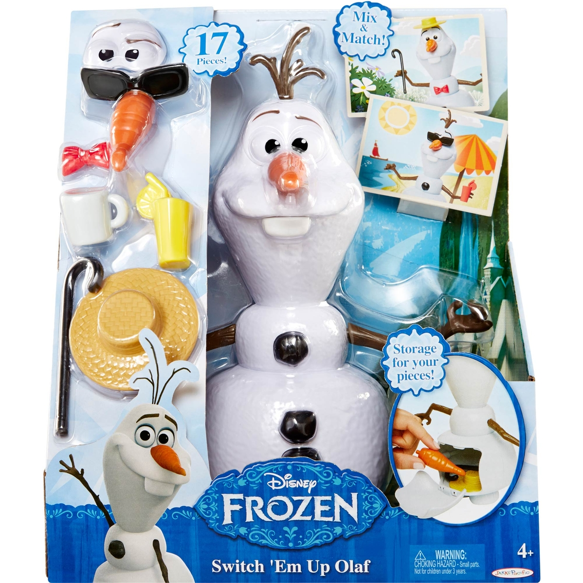 Switch It Up Toys : Disney frozen switch em up olaf doll toys shop the
