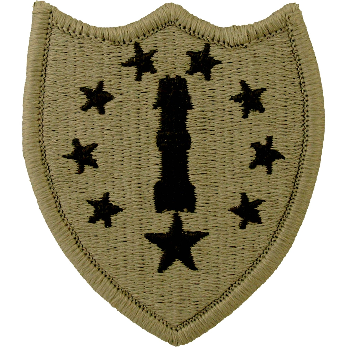 State national guard patches