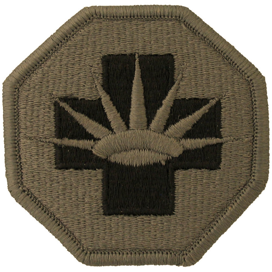 Army Unit Patch 8th Medical Brigade (ocp)   Ocp Unit Patches ...