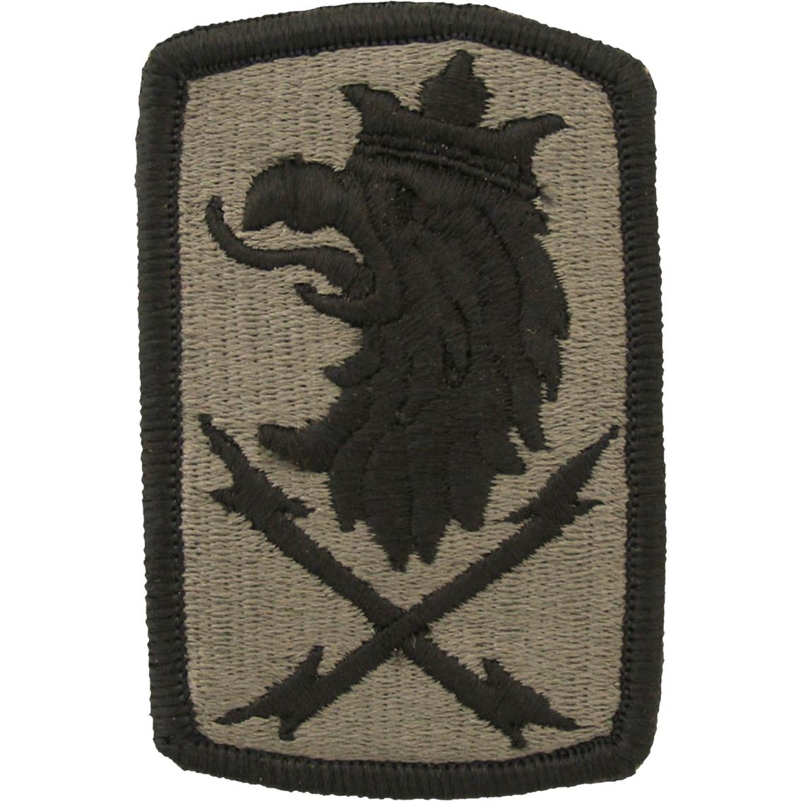 Army Unit Patch 22nd Signal Brigade (ocp)