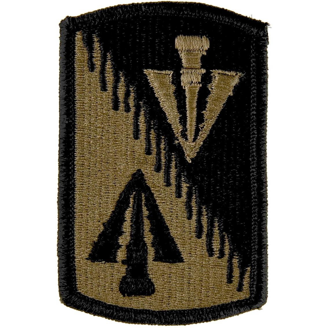 Army Unit Patch 128th Aviation Brigade (ocp)   Ocp Unit Patches ...