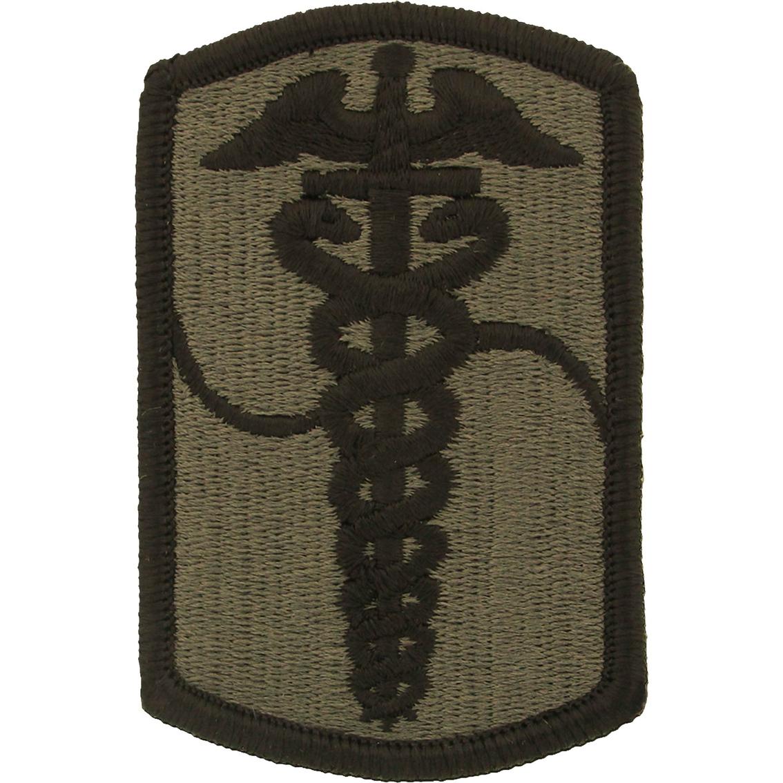 Army Unit Patch 65th Medical Brigade OCP