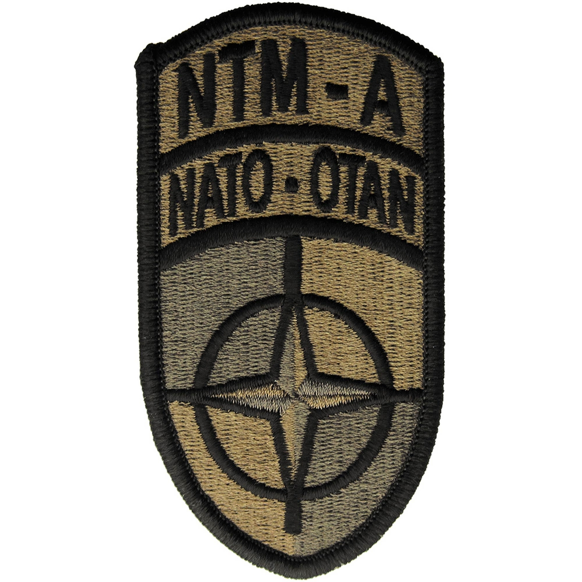 Army Unit Patch Nato Training Mission - Afghanistan (ocp)   N - S ...
