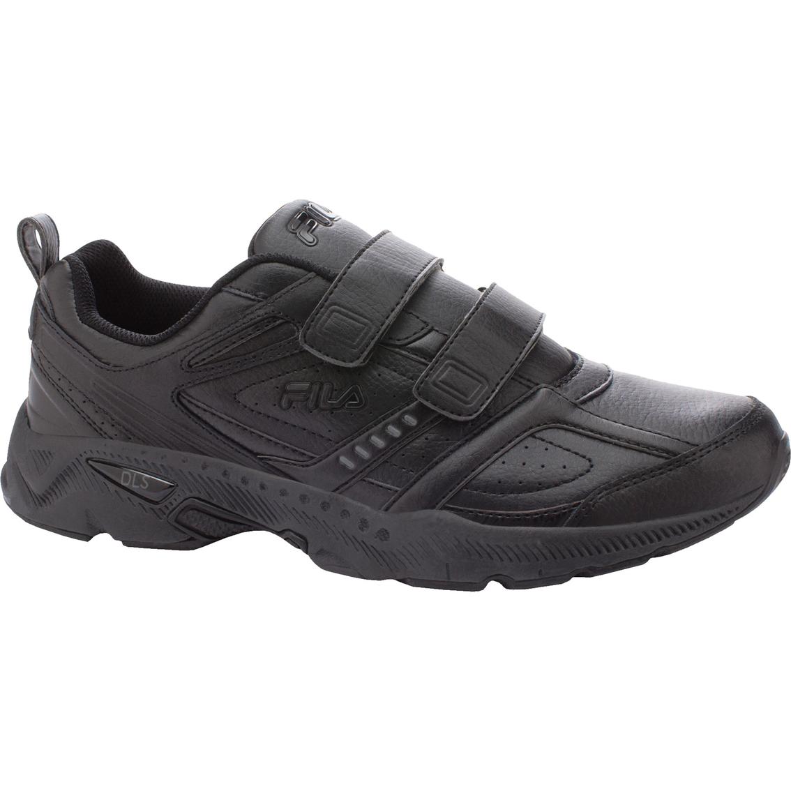 14a0fc9d8cc89 Fila Men s Memory Capture 2 Strap Walking Shoes