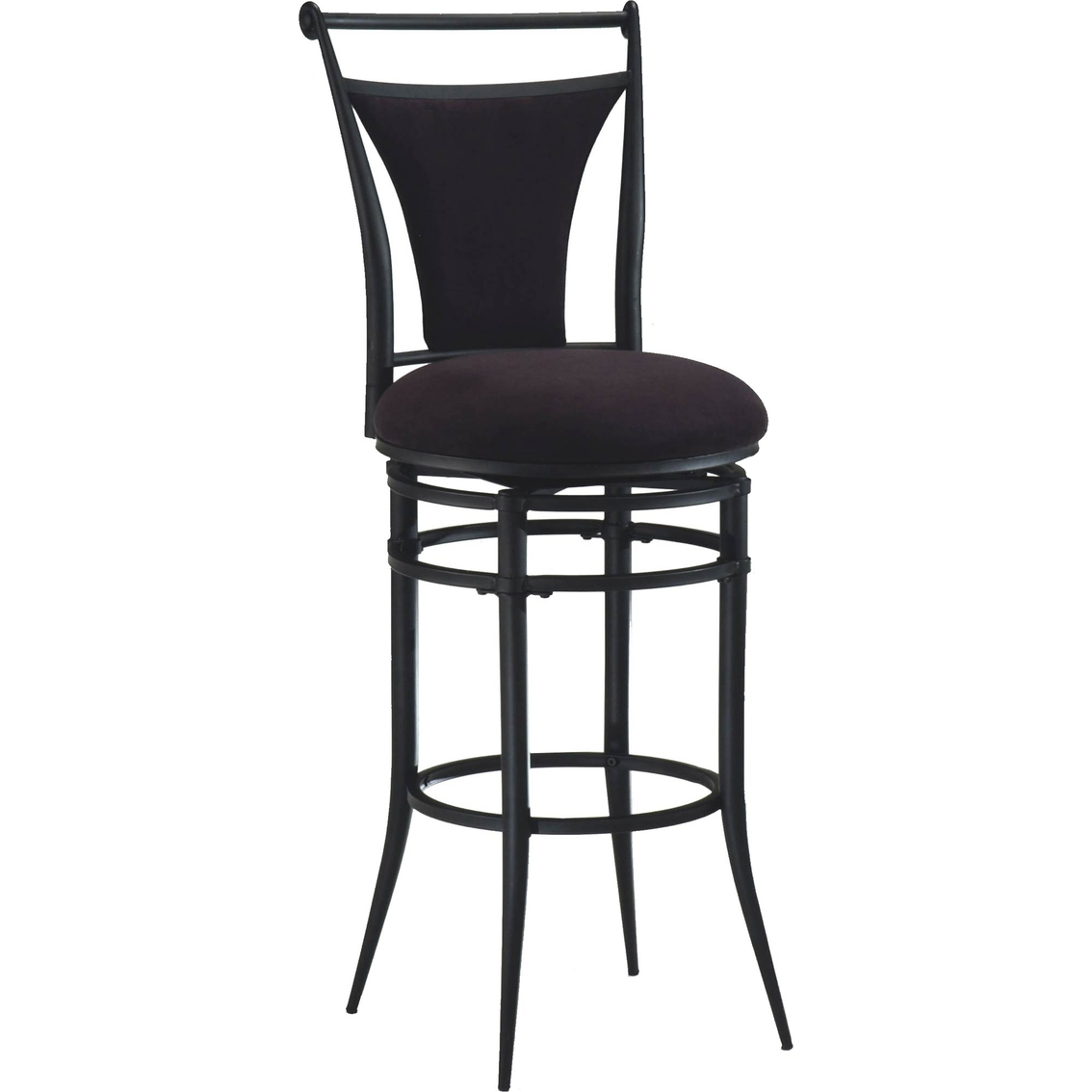 Hillsdale Cierra Swivel Stool Dining Seating Home