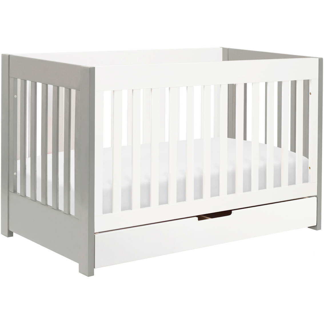 Babyletto Mercer 3 In 1 Convertible Crib With Toddler Bed Conversion Kit