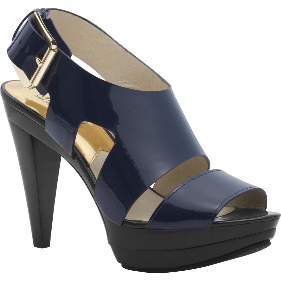 148b8b3d893b Michael Kors Carla Platform Sandals